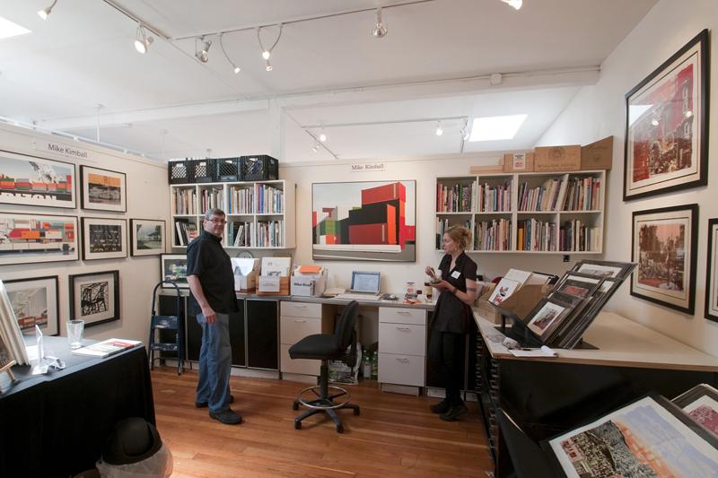 The office at SOMA arts