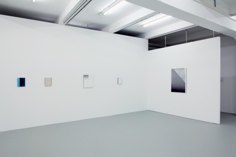 Installation view at Kunsthalle Krems
