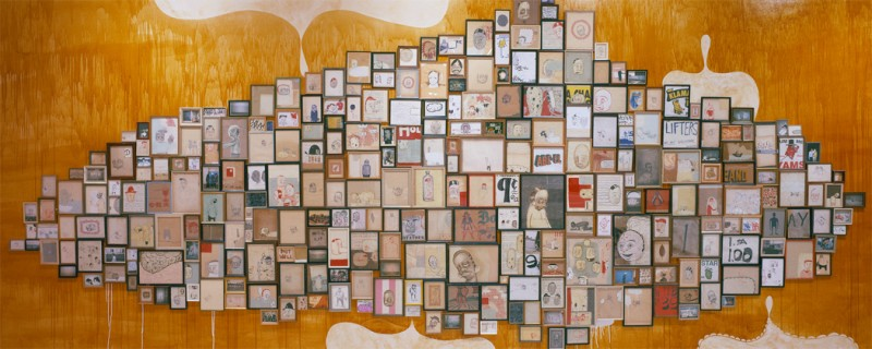 Barry McGee, Untitled, 1998. Image courtesy of Glenn Halvorson.