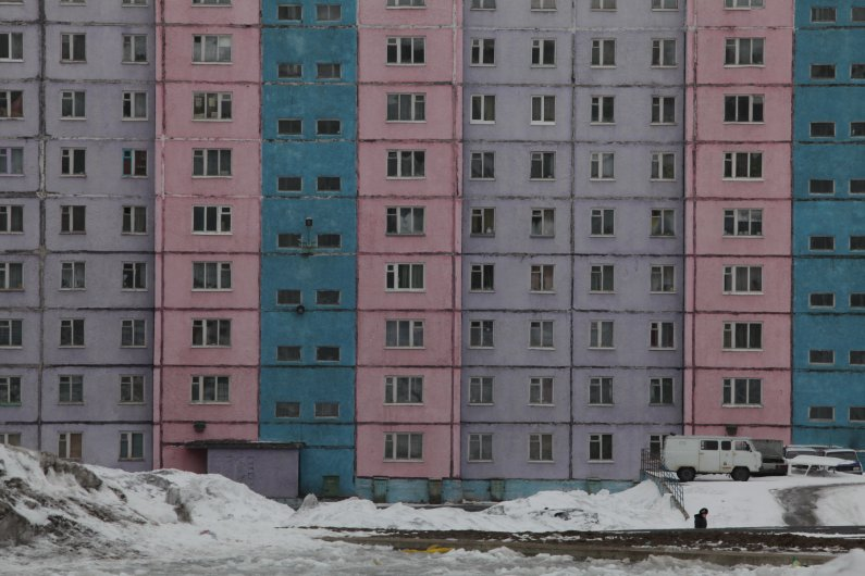 Norilsk, 2010. Courtesy of the gallery.