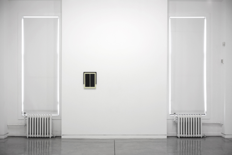 """Ordinary Objects"", Laeh Glenn installation view. Image courtesy of Altman Siegel Gallery."