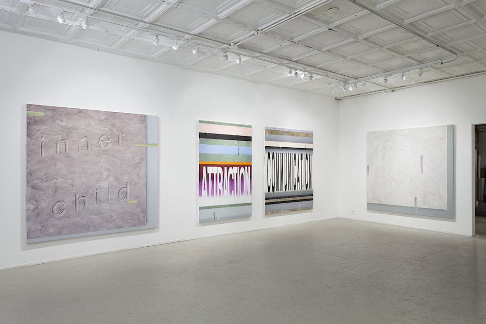 Installation view.   Courtesy of 47 Canal.