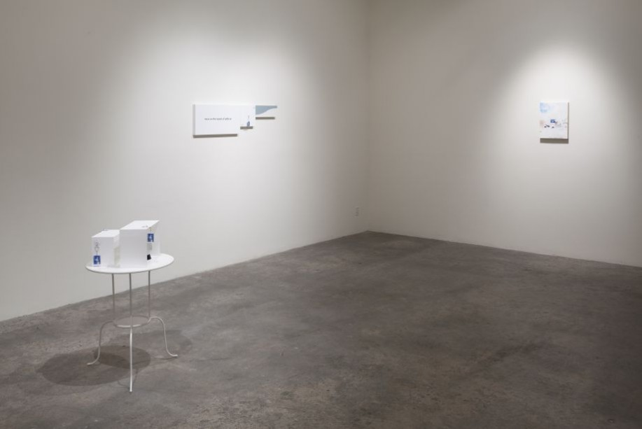 Single Image, Installation view. Courtesy of Steve Turner Contemporary.
