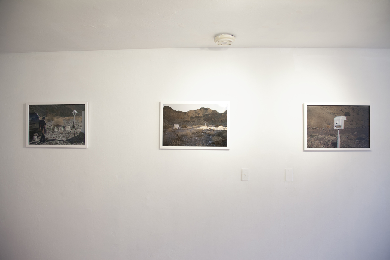 Genevieve Quick, installation view. Courtesy of the artist and the gallery.