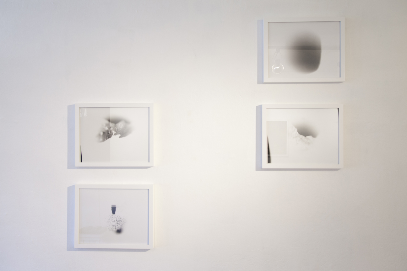 """Genevieve Quick, """"Vertigraphy at 90 degrees"""", multi-lens camera, 2014. Courtesy of the artist and the gallery."""