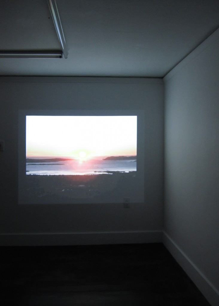MacKenzie Katter, installation view. Image courtesy of LLutz
