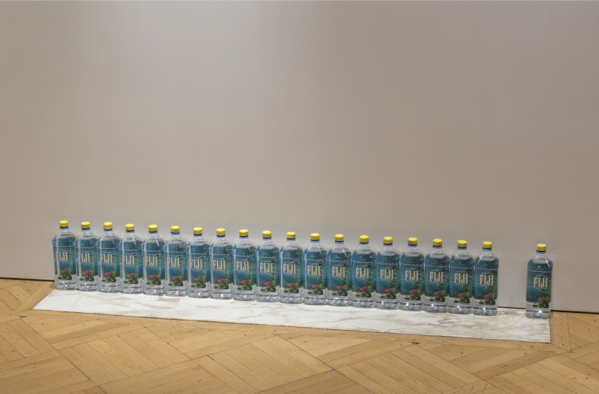 Installation view. Courtesy of Vladimir Restoin Roitfeld.