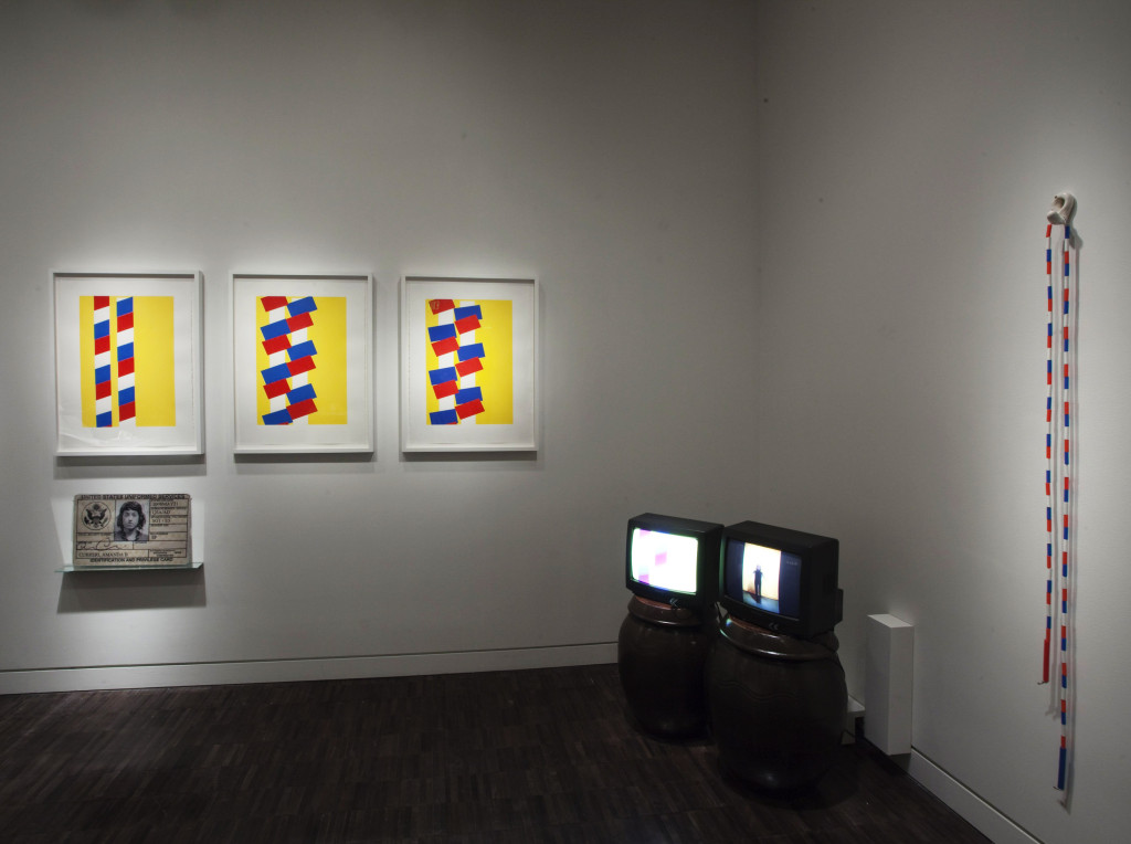 """""""Proximities 3: Import/Export"""" Installation view. Courtesy of Asian Art Museum."""