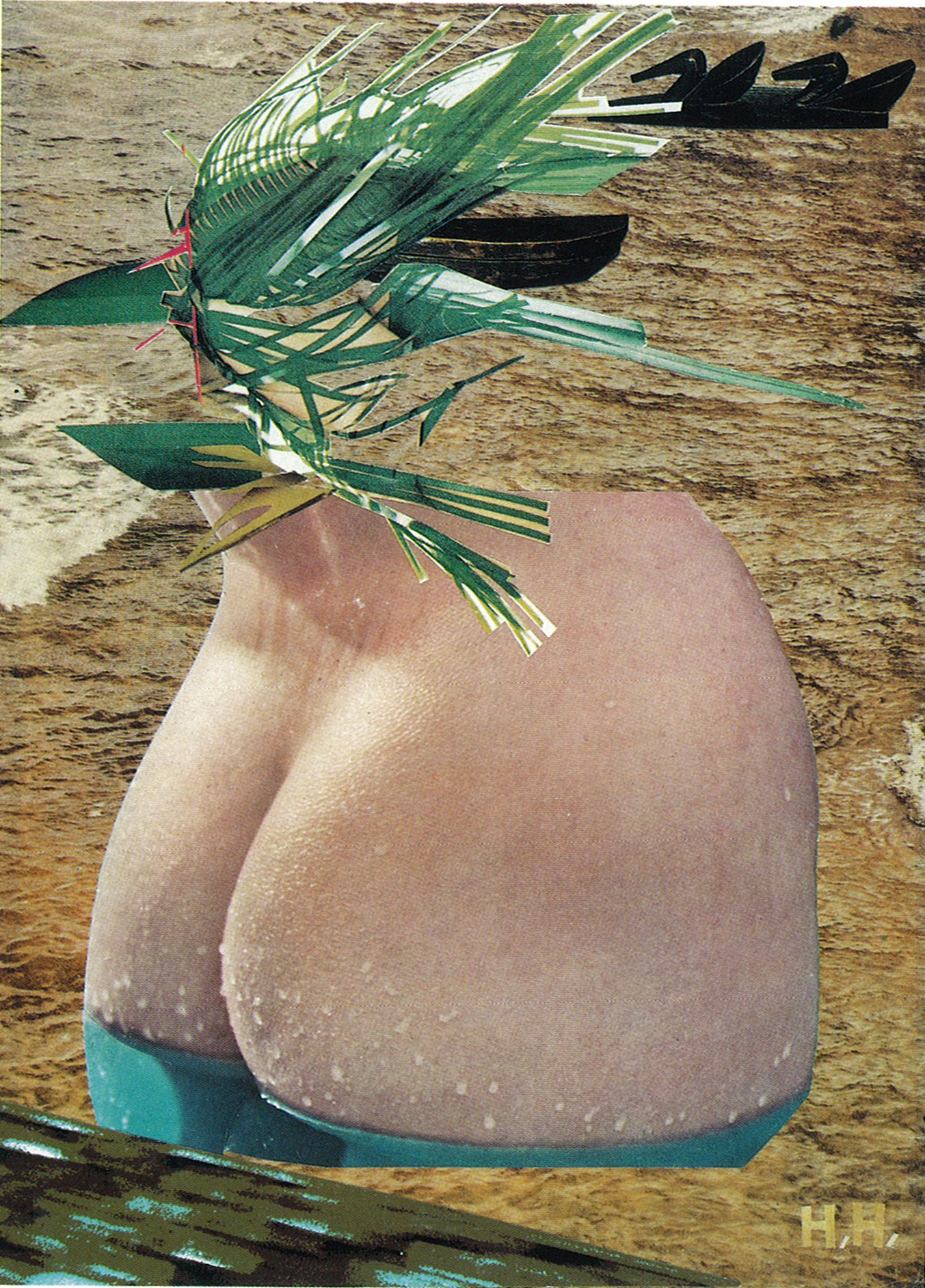 Hannah-Hoch-The-Beautiful-Bottom