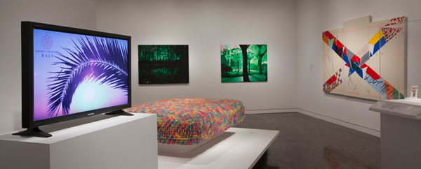 Proximities 1: What Time Is It There?, installation view, Asian Art Museum, San Francisco.