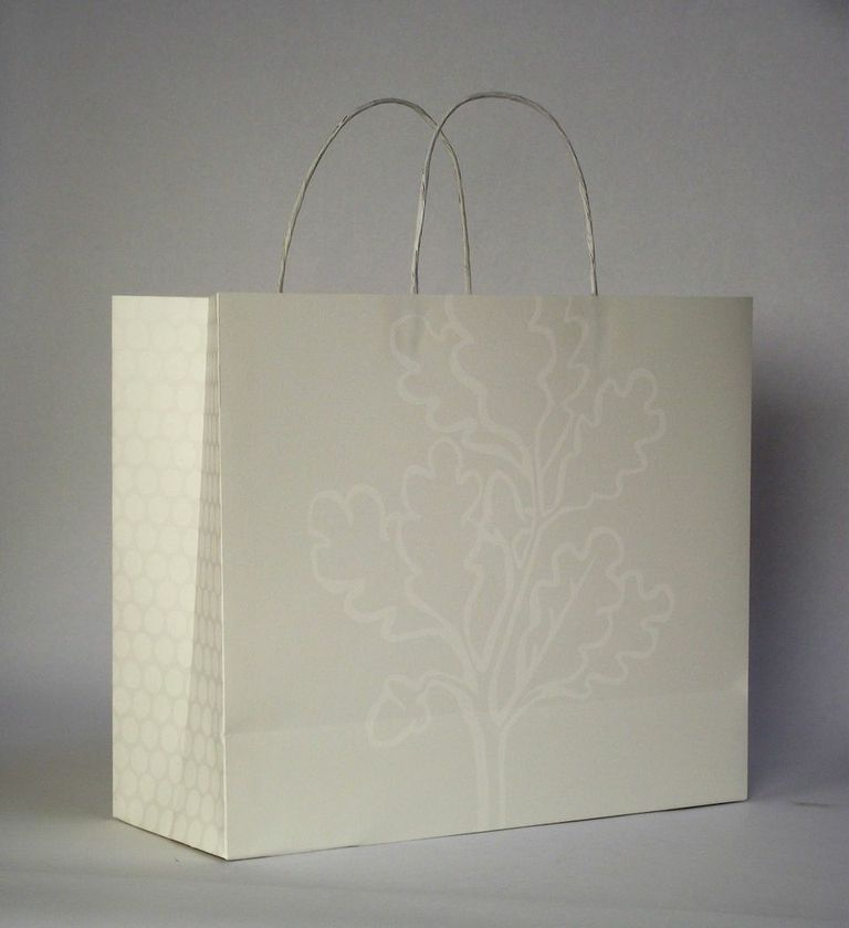 Imin Yeh, Paper Bag Project, 2013. Handmade paper bag. Courtesy of the artist.
