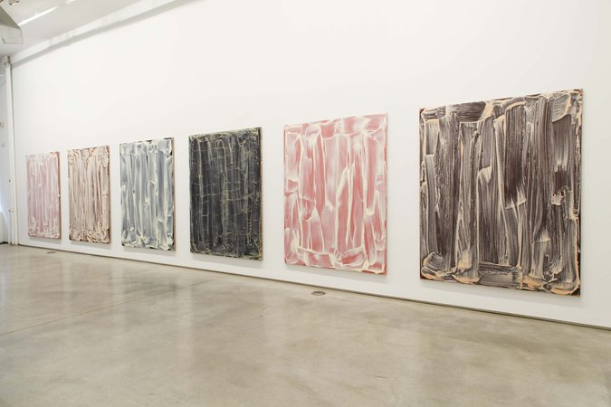 Installation view. Courtesy of Team Gallery.