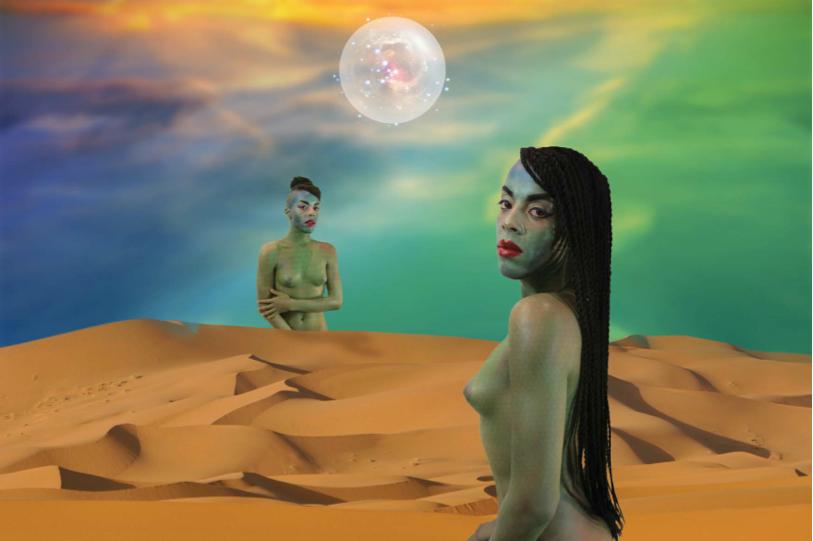 NUWAUBIAN PRINCESS, 2013. Courtesy of the artist.