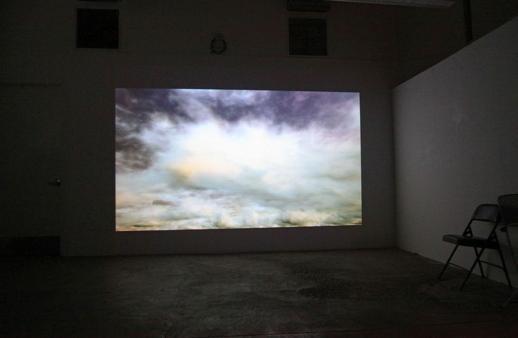 Byron Peters, Untitled, 2013. Single-image projection. Dimensions variable. Courtesy of the artist.