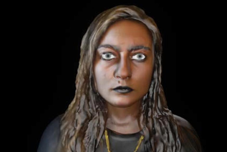 "Casey Jane Ellison, ""Fear Of Getting Framed,"" (2013-14), video still. Courtesy of the artist."