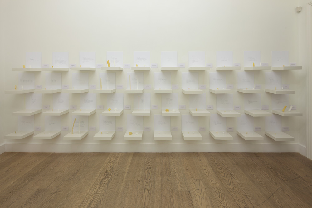 Installation view. Courtesy of Serkan Özkaya website.