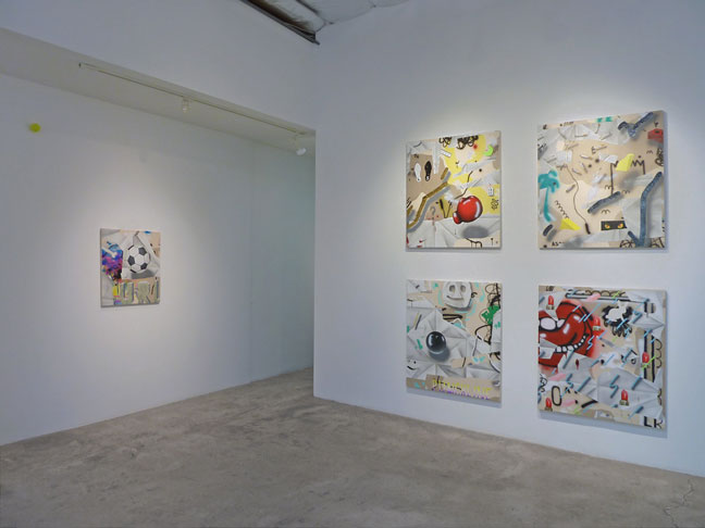 Installation view.  Courtesy of Luis De Jesus.