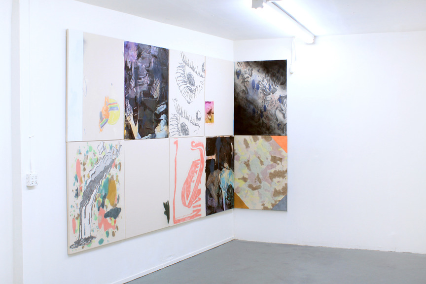 Installation view.  Courtesy of Et al.