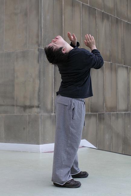 "Denis Darzacq, ""Act #21 - Jack Riley,"" 2010, Courtesy of the artist and De Soto Gallery, Venice, CA."