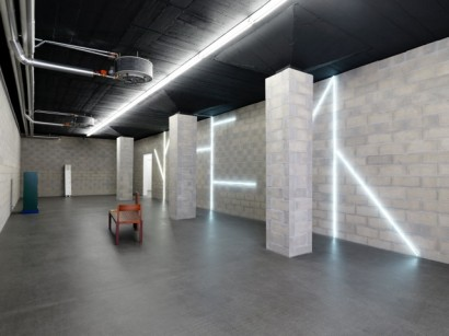 Installation view. Courtesy of Fondation Speerstra.