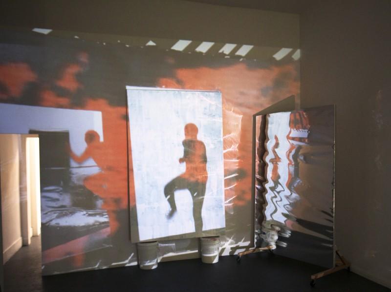 Exhibition view, /*Reject Algorithms*/. Photo by Tomo Saito courtesy CULT Exhibitions
