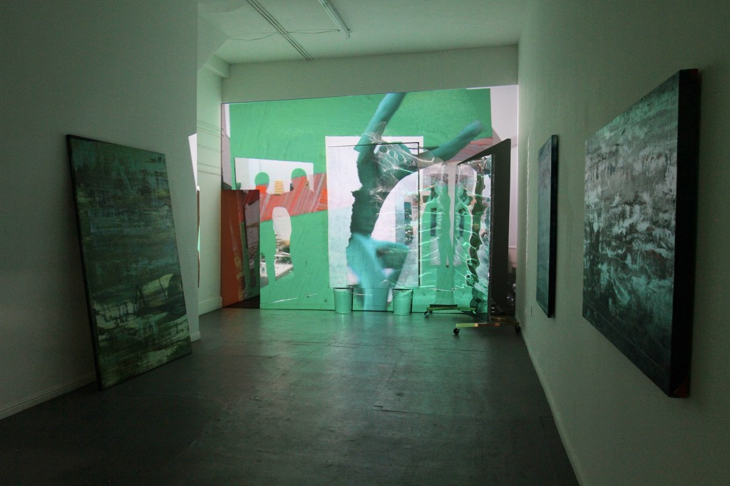 Exhibition view, /*Reject Algorithms*/. Courtesy the Artist and CULT Exhibitions