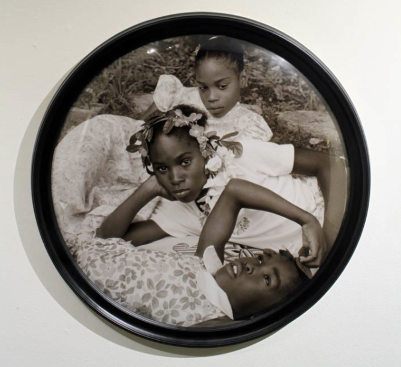 "Carrie Mae Weems, ""May Flowers"" (2003). Courtesy of the artist and Gallery Paule Anglim"