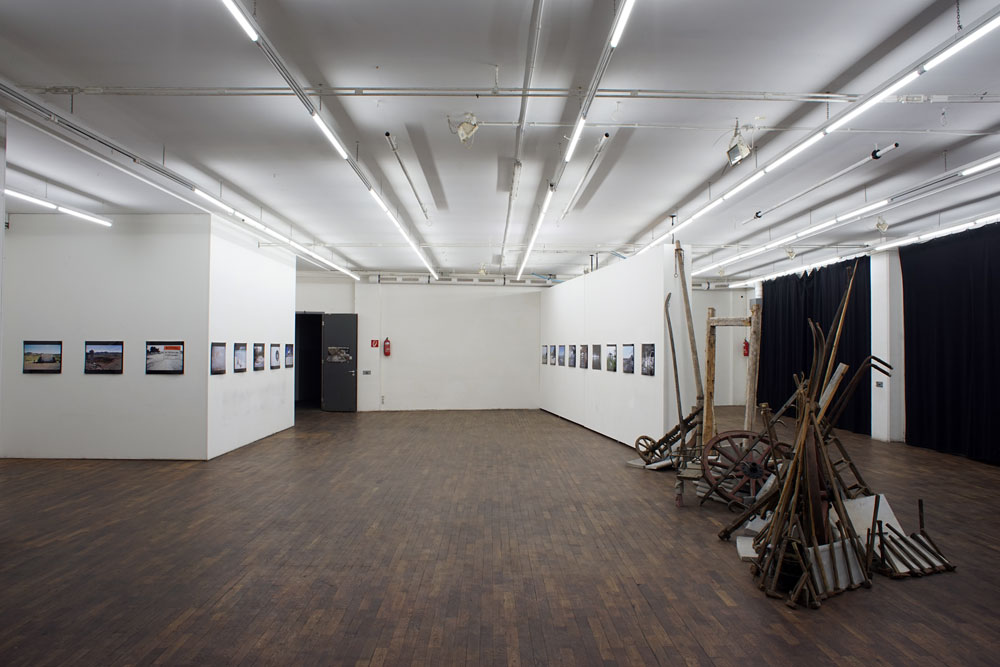 Installation view.  Courtesy of the artists and gallery.