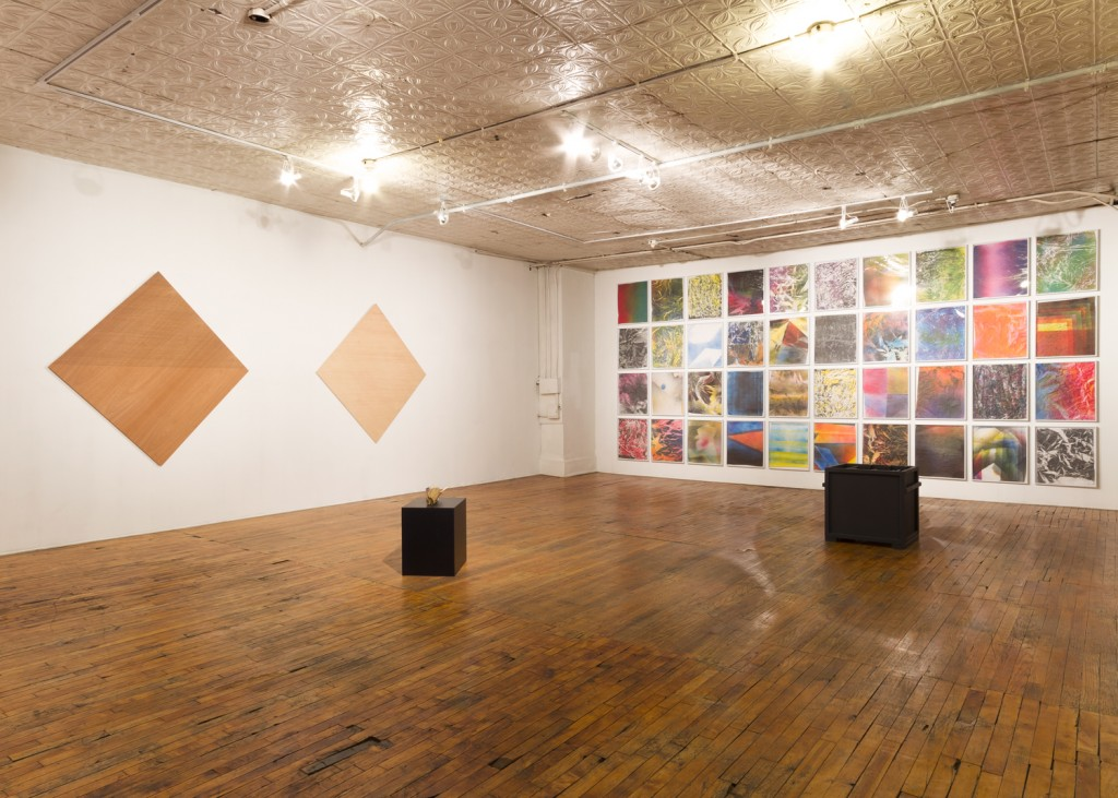 Installation view. Image credit Robert Heishman and Heaven.