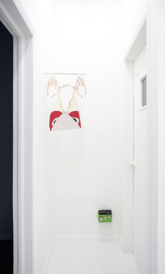 Installation view. Courtesy of Queer Thoughts.
