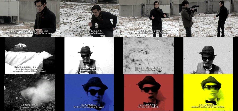 "Li Ran, Born Again, 2012. Single-Channel & Sound Video, 5' 30"", Variable Size. © the artist, courtesy of Aike-Dellarco Gallery, Shanghai"