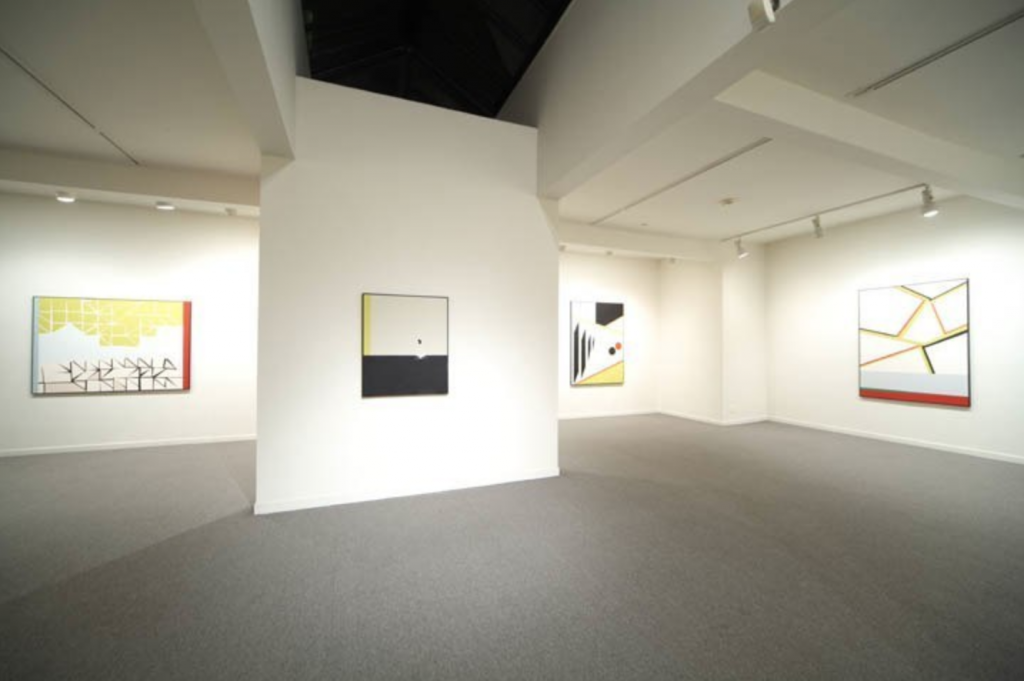 Clare Rojas - Piecemeal installation view. Courtesy of Gallery Paule Anglim 2012