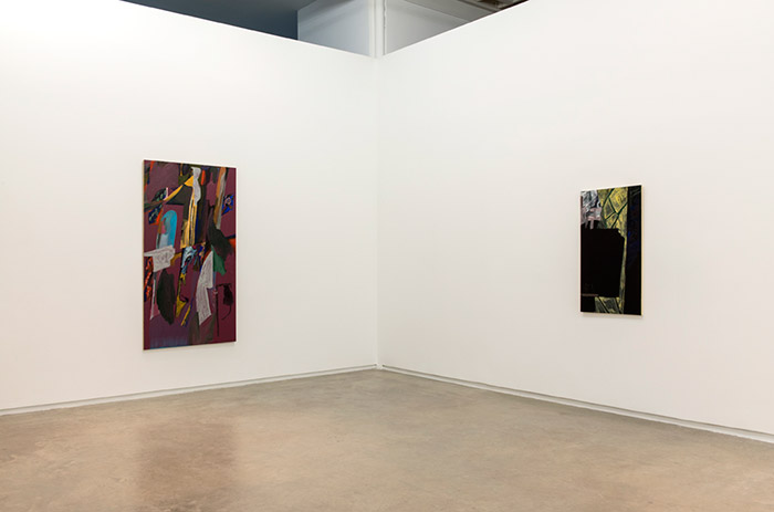 Installation view. Courtesy of Catriona Jeffries, Vancouver.