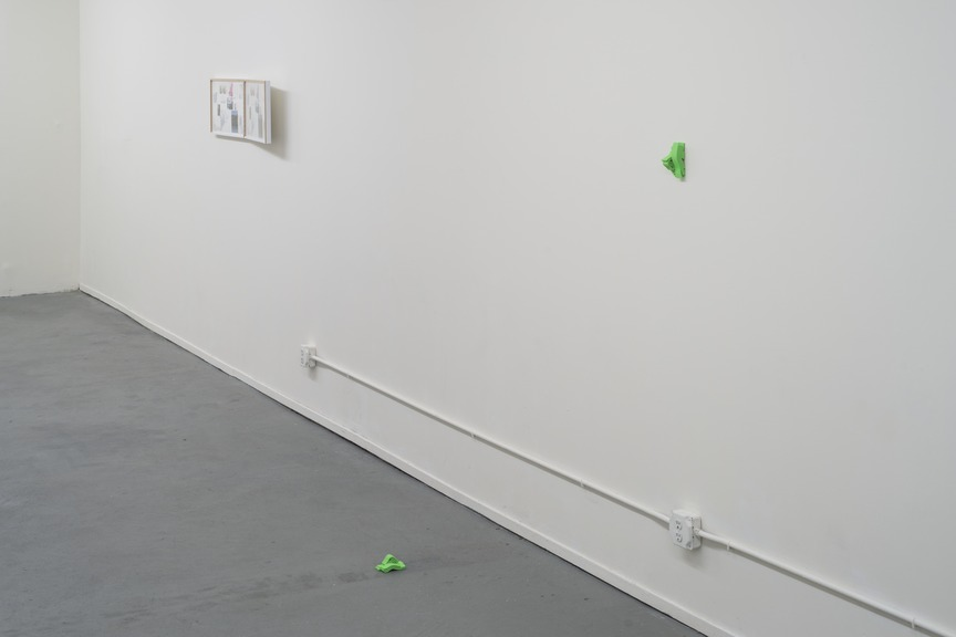 Installation view. Courtesy of Et al., San Francisco.