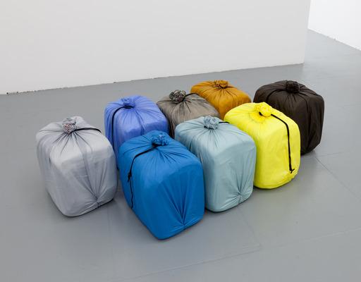 ANN CATHRIN NOVEMBER HØIBO Hurry - series, 2014. Courtesy of Michael Thibault Gallery