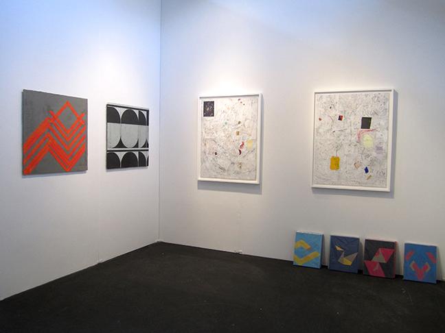 Elise Ferguson, Joseph Hart, Romer Young Gallery