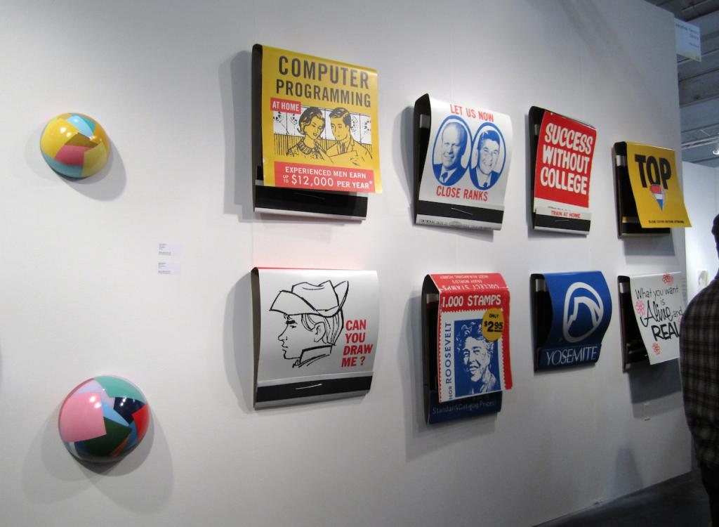 Skylar Fein, Brian Gross Gallery.