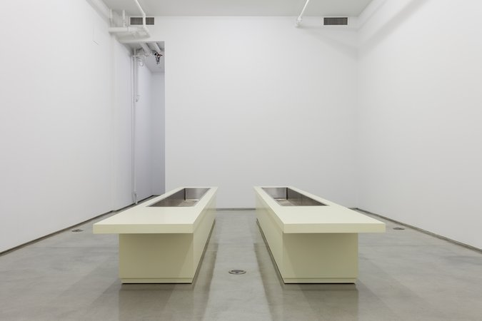 "Daniel Turner, ""PM,"" installation view. Courtesy of the artist and team gallery, inc., New York."