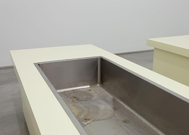 """Daniel Turner, """"PM,"""" installation view. Courtesy of the artist and team gallery, inc., New York."""