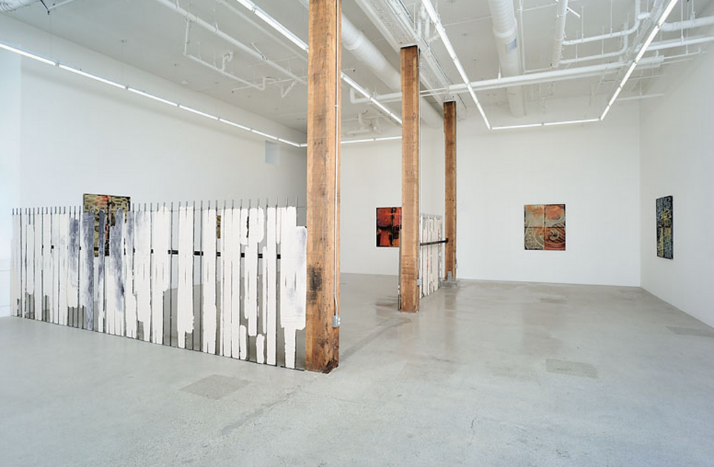 "Ruairiadh O'Connell, ""Invisible Green,"" 2014, installation view. Courtesy of the artist and Jessica Silverman Gallery."
