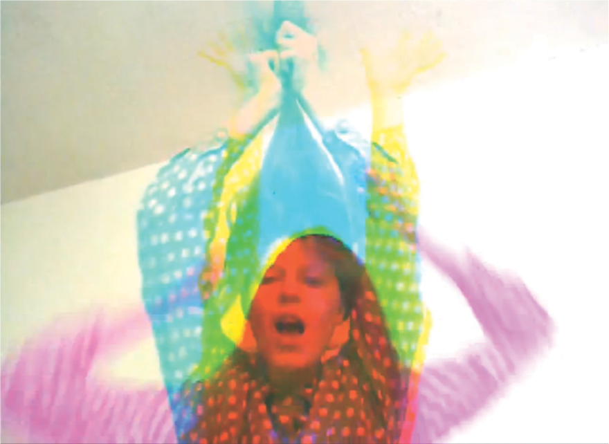 RGB, D-LAY, 2011.Webcam video. Length: 24 seconds. Courtesy of the artist.