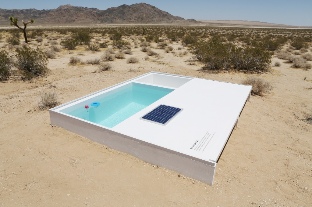 "Alfredo Barsuglia, ""Social Pool,"" 2014. Courtesy the artist and MAK Center for Art and Architecture, Los Angeles."