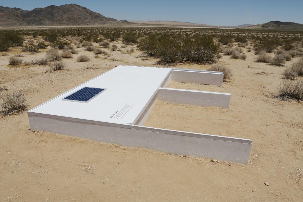 "Alfredo Barsuglia, ""Social Pool,"" 2014. Courtesy the artist and MAK Center for Art and Architecture, Los Angeles."