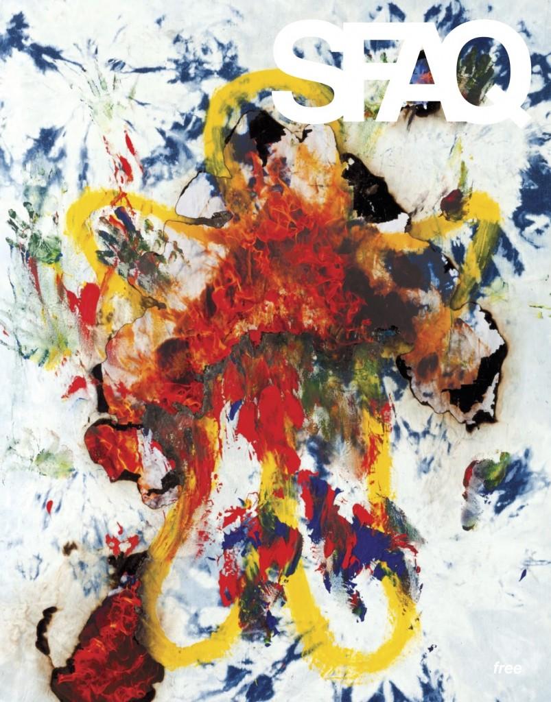 SFAQ issue 17 cover