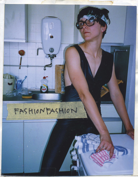 Excerpt from Fashionfashion zines, 2002-2006. Courtesy of Higher Pictures.