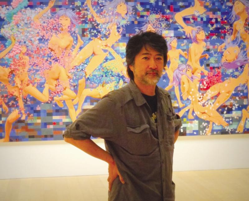 Makoto Aida photographed by Gianni Simone.