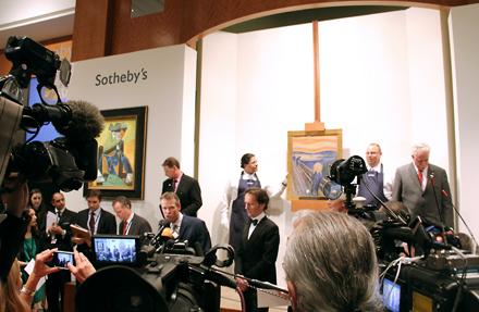 Press-Conference-at-Sothebys-Impressionist-and-Modern-Art-Sale-2012