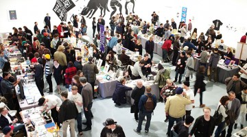 LA Art Book Fair, 2014. Courtesy of the LA Art Book Fair.