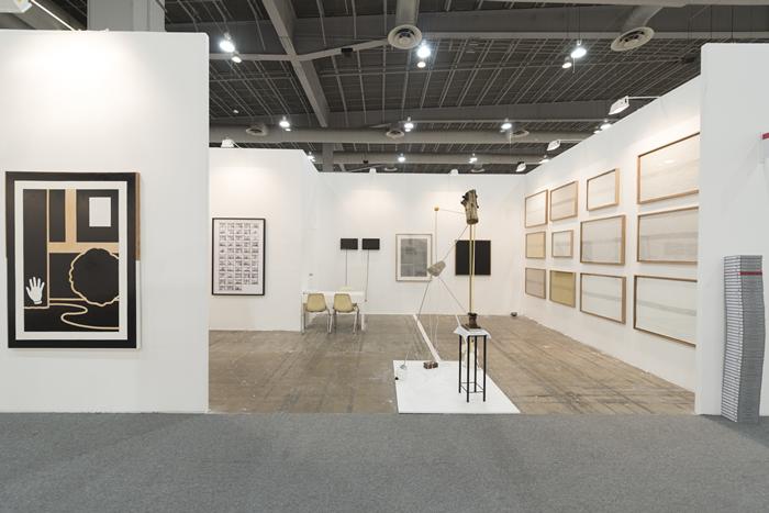 Curro & Poncho (Guadalajara), exhibit at Zona Maco 2014. Courtesy of Zona Maco.