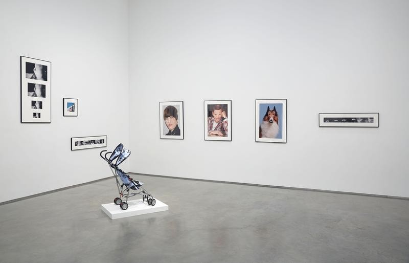 "John Waters, ""Beverly Hills John,"" 2014. Installation view, Marianne Boesky Gallery. Courtesy of the artist and Marianne Boesky Gallery."